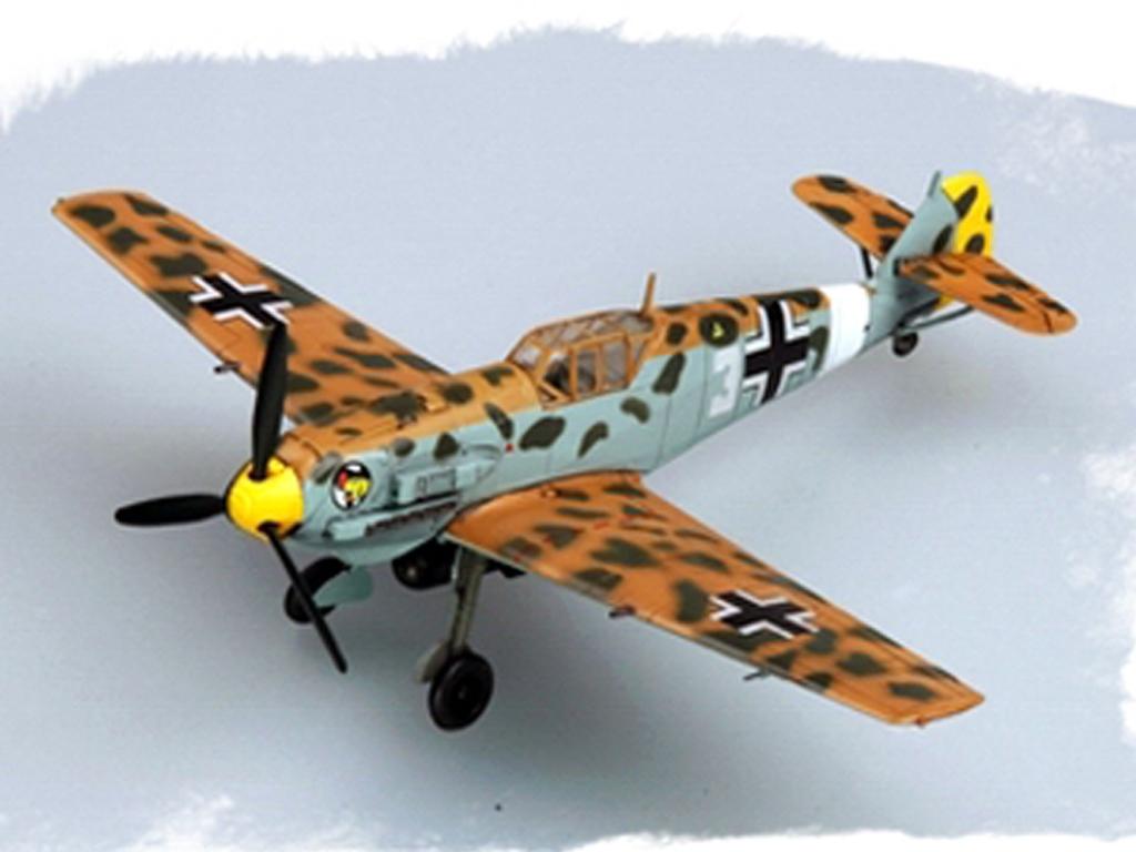 BF-109E4/TROP  (Vista 3)