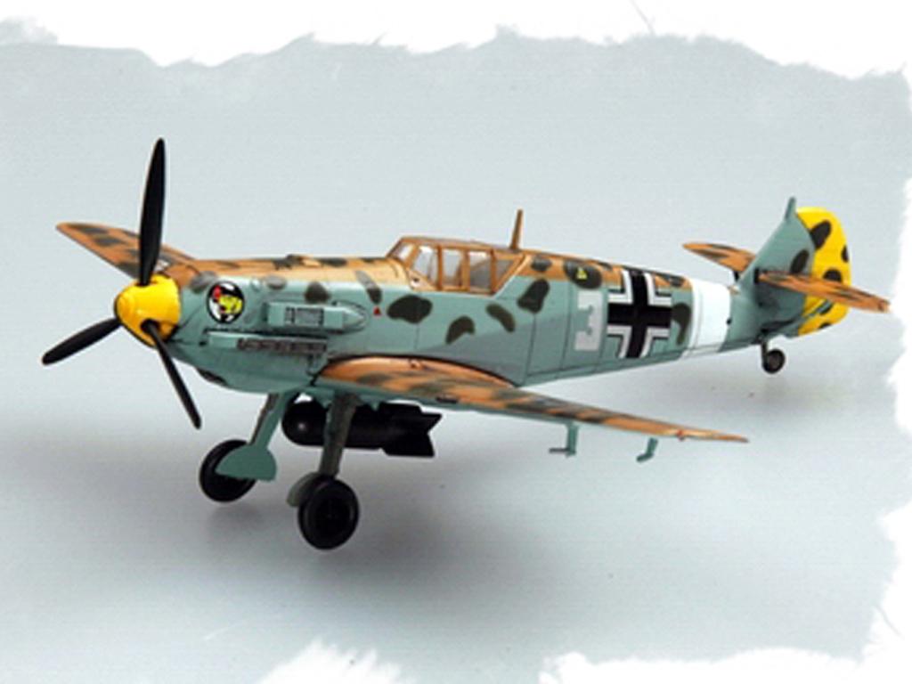 BF-109E4/TROP  (Vista 5)