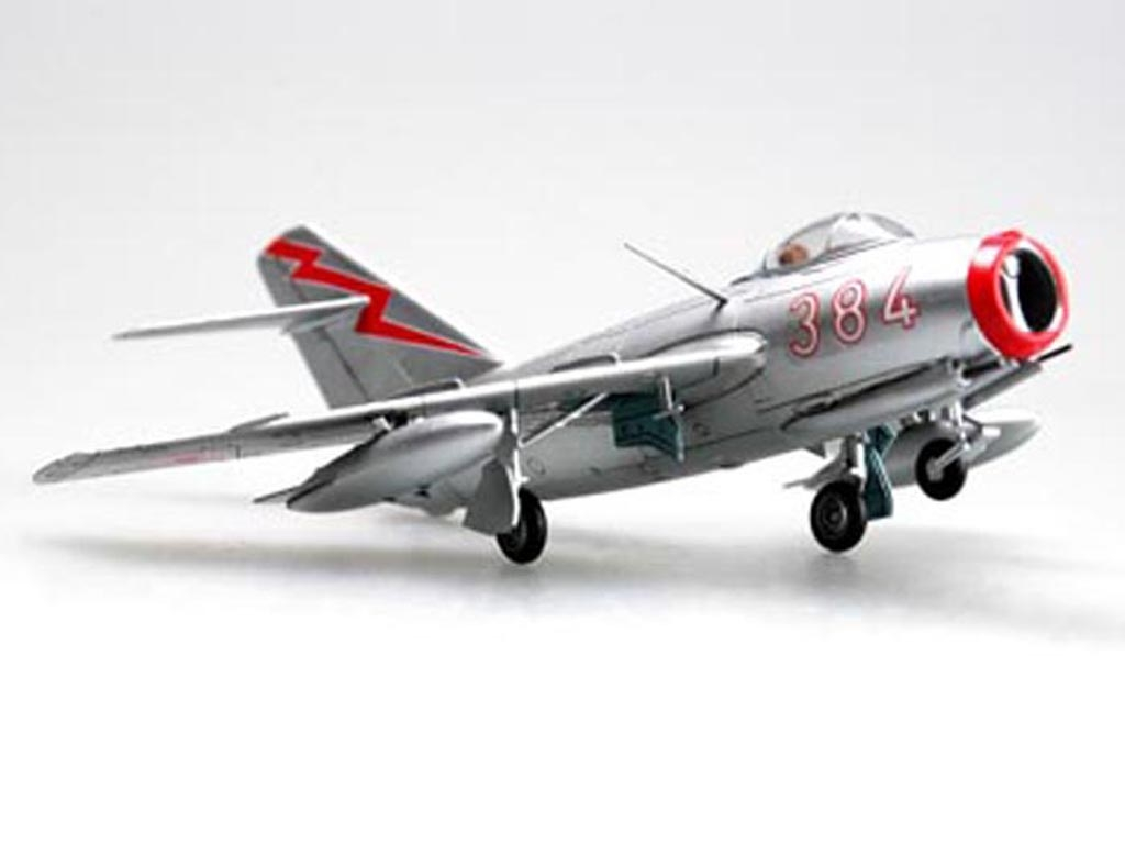 MiG-15bis Fagot  (Vista 3)