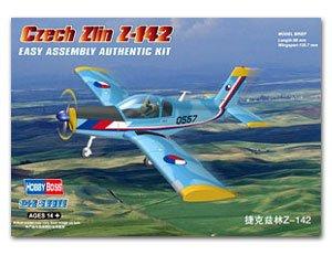 Czech Zlin Z-142  (Vista 1)