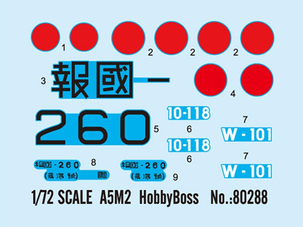 Mitsubishi A5M  (Vista 2)