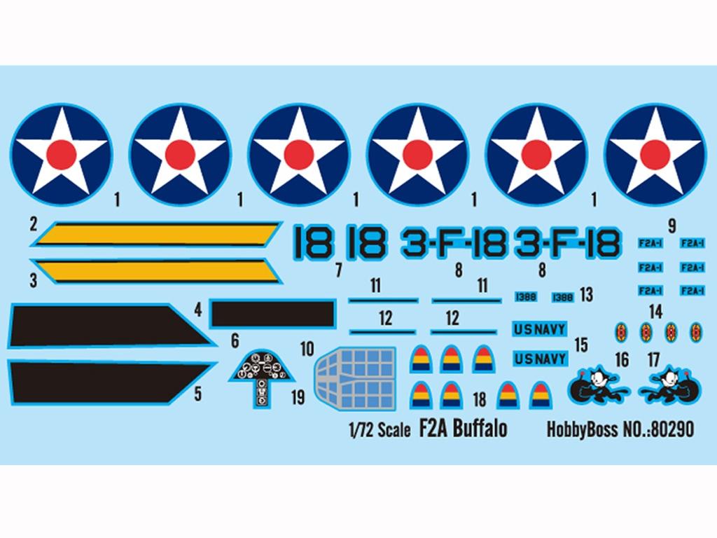 F2A Buffalo  (Vista 2)