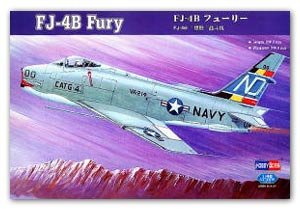 FJ-4B Fury  (Vista 1)