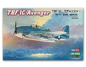 TBF-1C Avenger  (Vista 1)