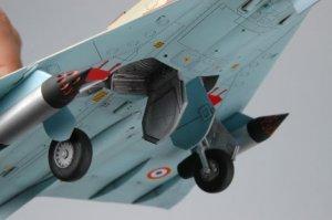 Mirage IIIC Fighter  (Vista 5)