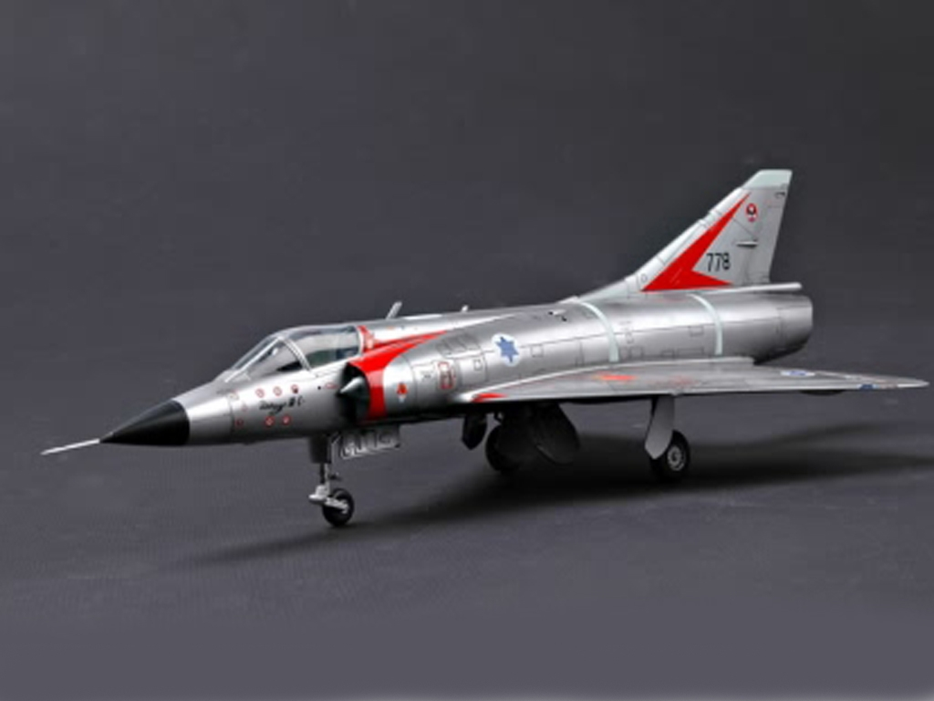 Mirage IIICJ Fighter  (Vista 2)