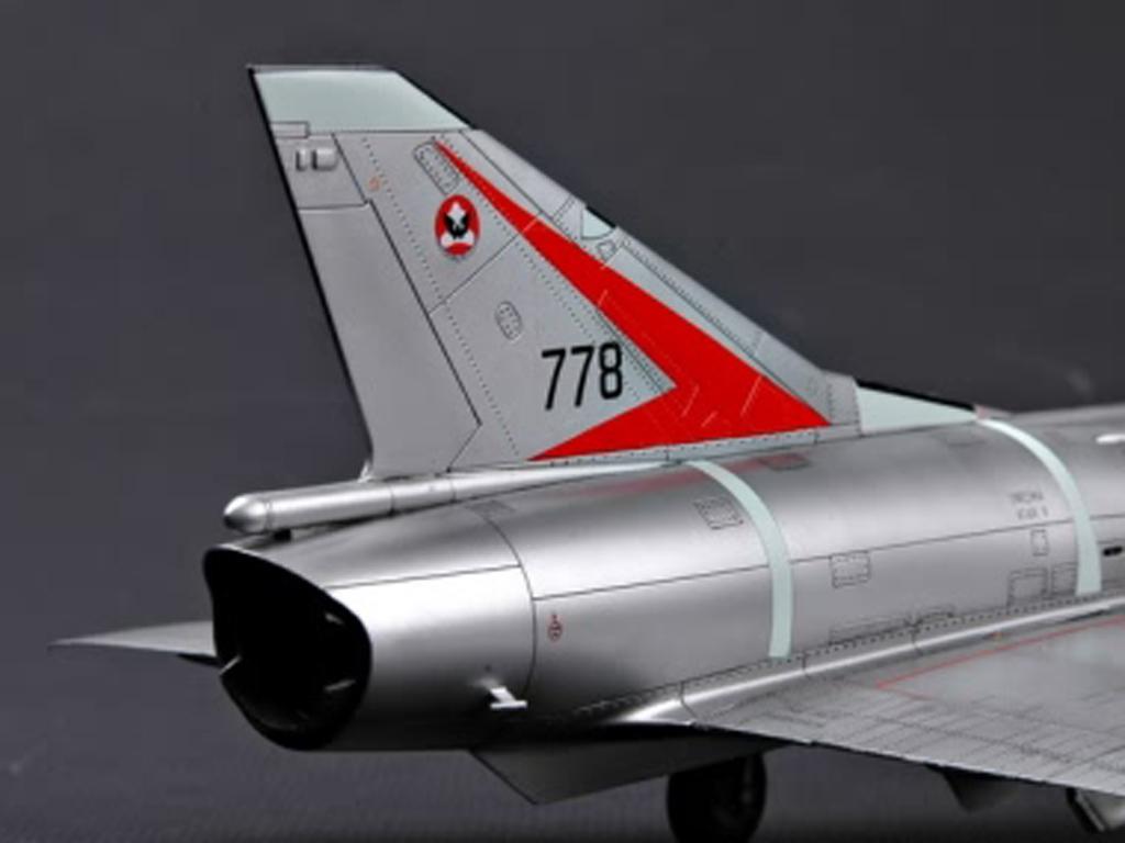 Mirage IIICJ Fighter  (Vista 5)