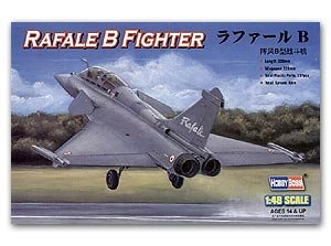 France Rafale B Fighter  (Vista 1)