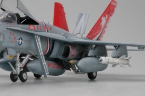 F/A-18C  (Vista 3)