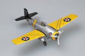 F4F-3 Wildcat   (Vista 2)