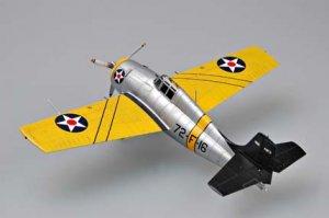 F4F-3 Wildcat   (Vista 3)