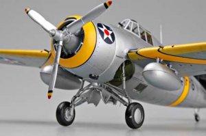 F4F-3 Wildcat   (Vista 4)