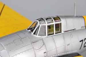 F4F-3 Wildcat   (Vista 5)