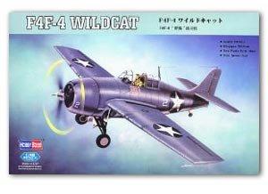 F4F-4 Wildcat Fighter  (Vista 1)