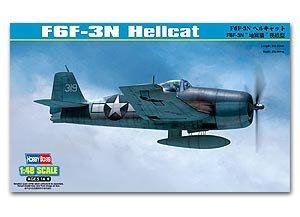 F6F-3N Hellcat  (Vista 1)