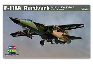 F-111A Aardvark  (Vista 1)