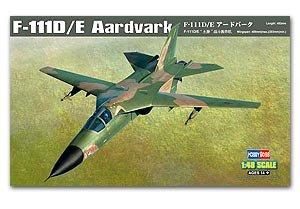 F-111D/E Aardvark  (Vista 1)