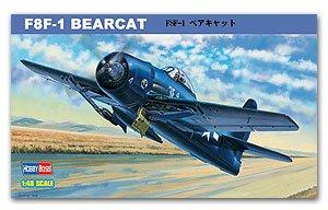 F8F-1 Bearcat  (Vista 1)
