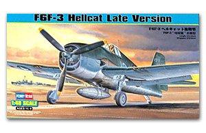 F6F-3 Hellcat Late Production  (Vista 1)