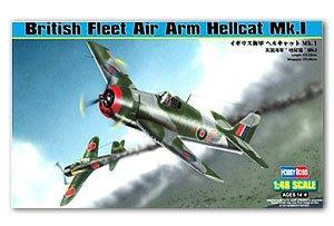 British Fleet Air Arm Hellcat Mk.I   (Vista 1)