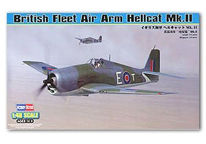 British Fleet Air Arm Hellcat Mk.II  (Vista 1)
