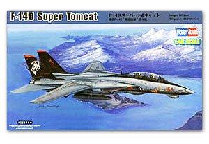 F-14D Super Tomcat  (Vista 1)