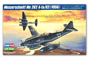 Me 262 A-1a/U2(V056)  (Vista 1)