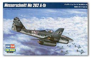 Messerschmitt Me262A-1b  (Vista 1)