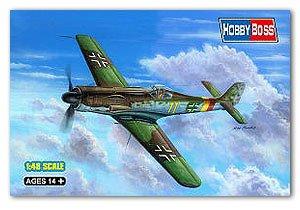 Focke Wulf Ta 152C-11  (Vista 1)