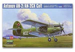 Antonov AN-2/AN-2CX Colt  (Vista 1)