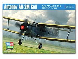 Antonov AN-2M Colt  (Vista 1)