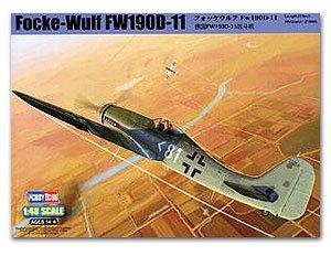 Focke-Wulf FW190D-11  (Vista 1)