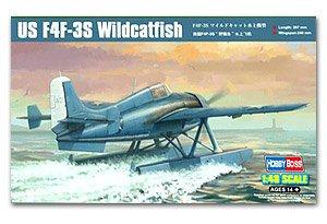 F4F-3S Wild cat Floatplane Type  (Vista 1)