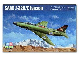 SAAB J32B/E Lansen  (Vista 1)