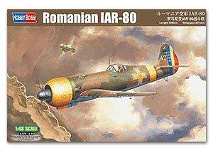 Romanian IAR-80  (Vista 1)