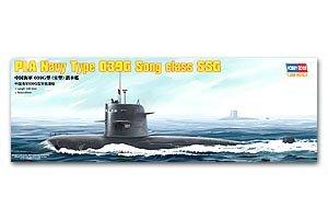 PLA Navy Type 039 Song class SSG  (Vista 1)