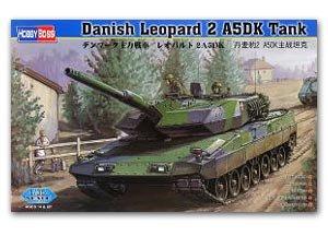 Danish Leopard 2A5DK Tank  (Vista 1)