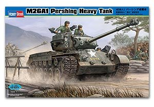 M26A1 Pershing Heavy Tank   (Vista 1)