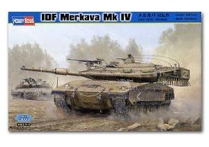 IDF Merkava Mk IV  (Vista 1)