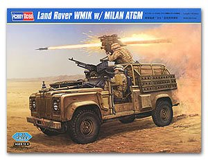Land Rover WMIK w/ MILAN ATGM  (Vista 1)