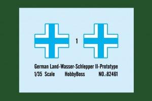 German Land-Wasser-Schlepper II-Prototyp  (Vista 5)