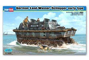 German Land-Wasser-Schlepper early type   (Vista 1)
