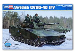 CV90-40 IFV  (Vista 1)