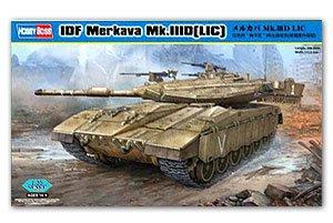 IDF Merkava Mk.IIID(LIC)  (Vista 1)
