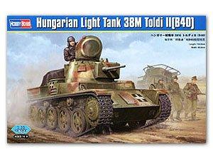 Hungarian Light Tank 38M Toldi I(B40)  (Vista 1)
