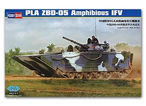 PLA ZBD-05 Amphibious IFV  (Vista 1)