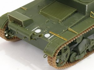 Soviet T-26 Light Infantry Tank Mod.1935  (Vista 4)