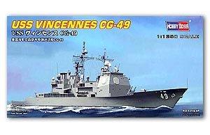 USS Vincennes CG-49  (Vista 1)