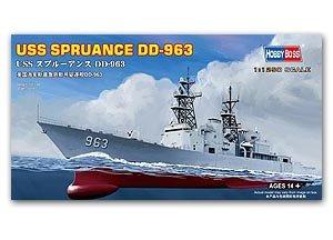 USS SPRUANCE DD-963  (Vista 1)