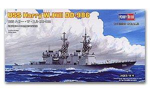USS Halley W Hill DD-986  (Vista 1)